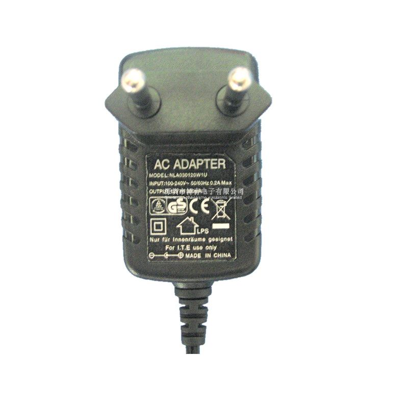 12V 0.3A power adapter